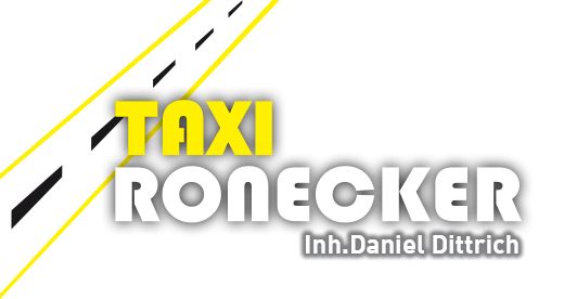 Taxi Ronecker Bad Peterstal - Home Logo